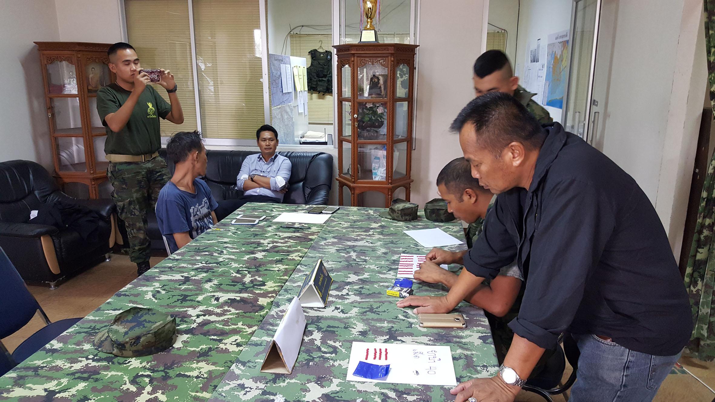 Thai Local Police