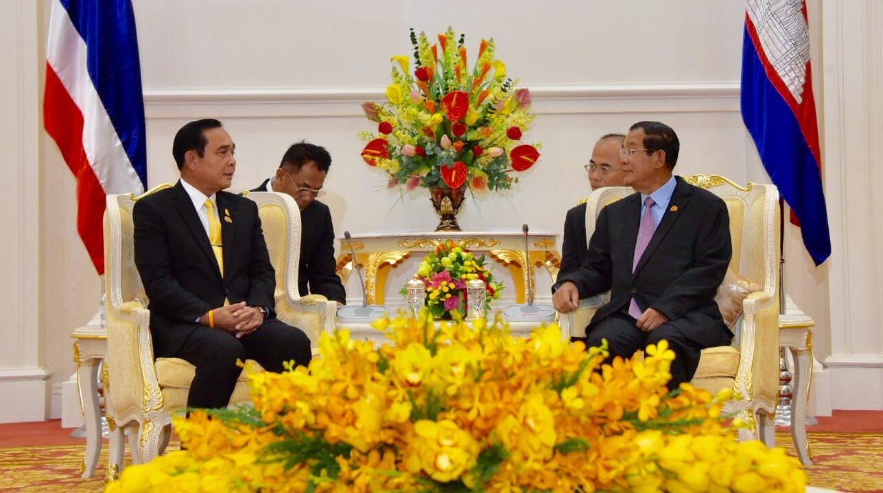 Prime Minister Thai - Eng