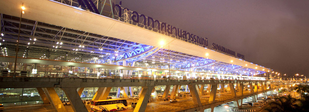 Suvarnbhumi Airport