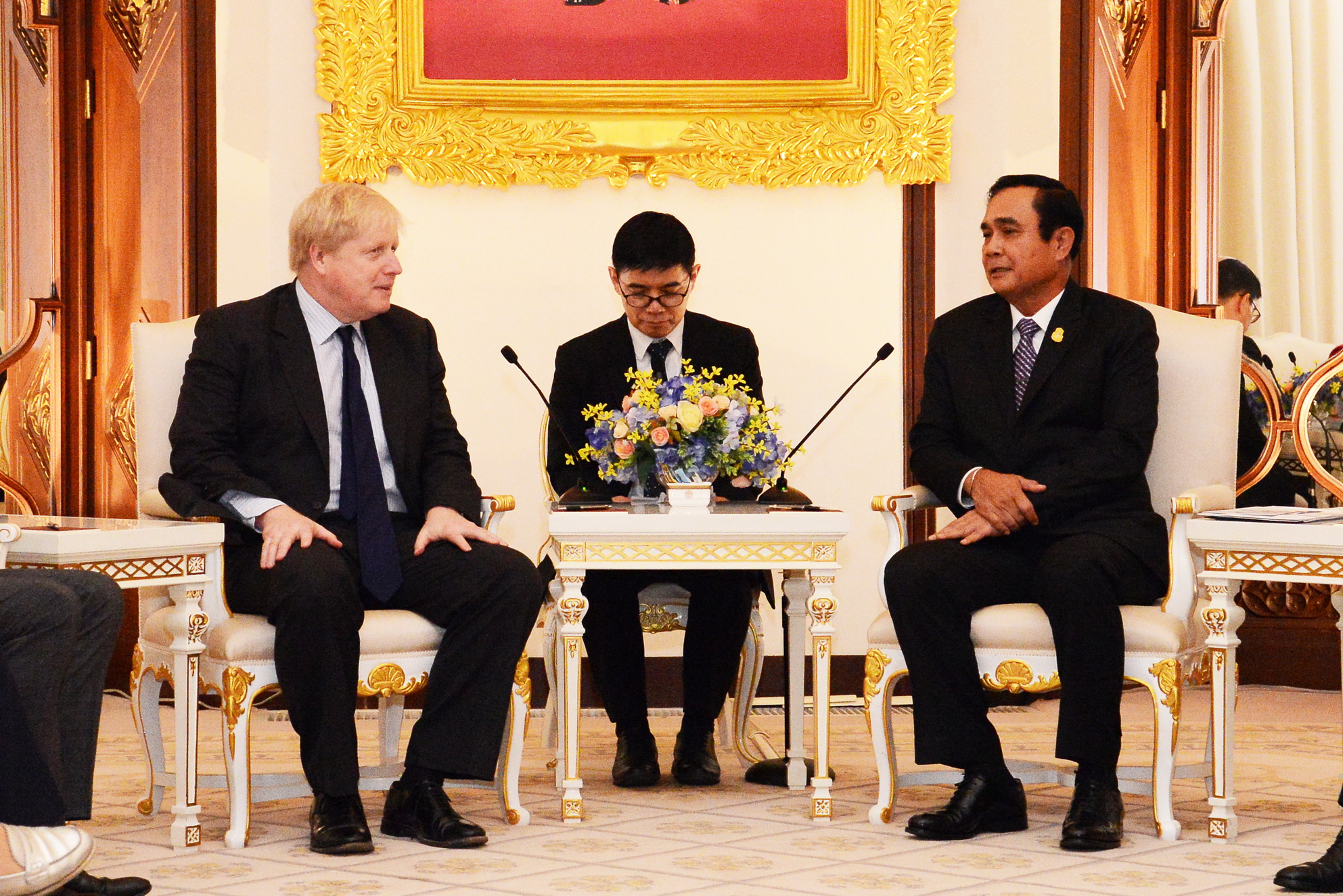 Boris Prayut