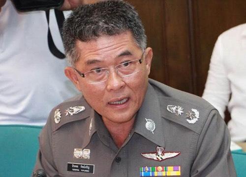 Thai Phuket Police