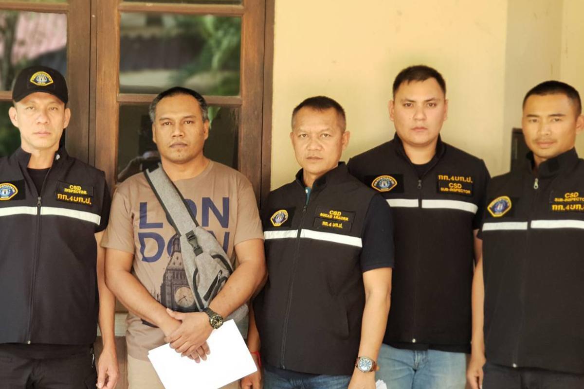 พันตำรวจเอก จิรภพ ภูริเดช